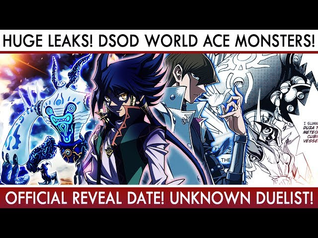 Yu-Gi-Oh! Duel Links | HUGE LEAKS! Dark Side of Dimensions ACE Monsters, REVEAL DATE & More!