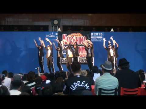 GENIUS JOKER  DANCE SUMIT 優勝 Winner 2015