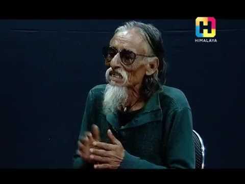Prem Dev Giri, Nepali Folk Singer and Musician- Madalist