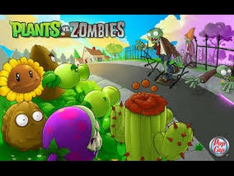 Plants vs. Zombies: Mini-Games 13 (Bobsled Bonanza)