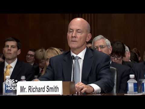 WATCH: Former Equifax CEO testifies before Senate Judiciary Subcommittee