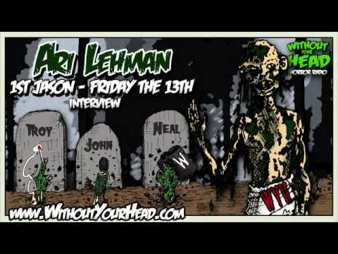 Ari Lehman 1st Jason Voorhees Friday the 13th Interview - WYH streaming vf