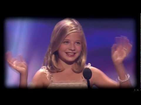 Jackie Evancho sings Nessun Dorma on AGT 2011 Finale (lyrics)