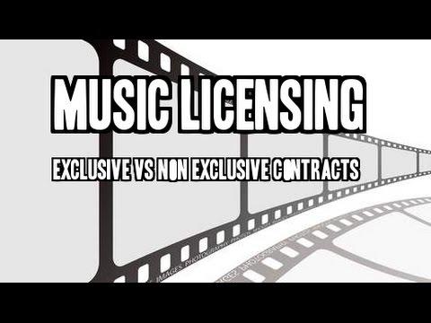 Exclusive Vs Non Exclusive Contracts