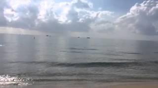 Vidéo souvenir Floride Saskia Thuot - Journée à la plage en famille
