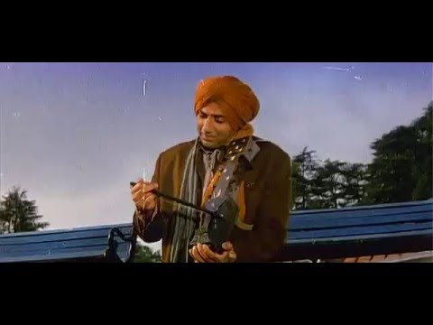 Udja Kale Kawan ٭Folk٭ Full Video Song HQ With Lyrics   Gadar