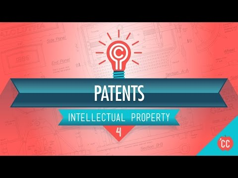 Patents, Novelty, and Trolls: Crash Course Intellectual Property #4