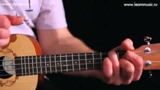 Видео урок: как играть песню All My Loving - The Beatles на укулеле (Тональность F)