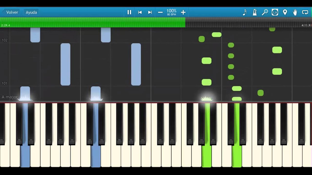 Adele someone like you piano tutorial how to play someone adele someone like you piano tutorial how to play someone like you synthesia baditri Image collections
