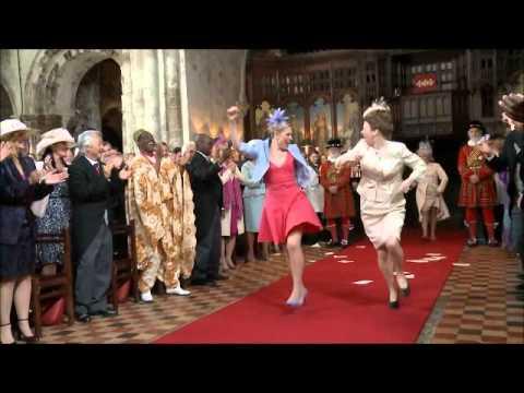 Royal Wedding Forever on the Dance Floor