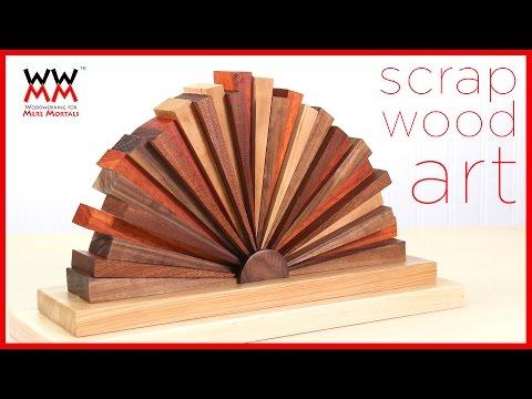 Make Art With Scrap Wood | ART & DESIGN
