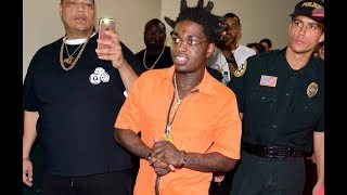 Kodak Black Responds After Getting 46 Months In Prison