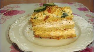 Слоеное тесто. Рецепт супер быстрого слоеного теста  для  тортов