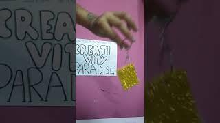 How to make mini diary keychain (...part 2)