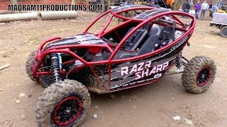 RAZR SHARP CUSTOMS BRAND NEW XP 1000 BOUNCER