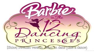 Barbie in the 12 dancing princesses - Shine (Swedish)