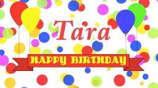 Happy Birthday Tara Song