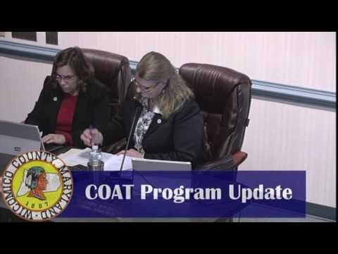 Wicomico County Council Meeting Council PT. 1  Feb. 21, 2017