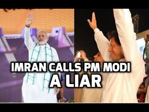 Imran Khan uttered poisonous words for PM Modi; called him a LIAR, MURDERER