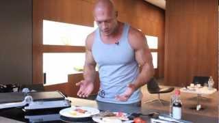 видео Еда для спортсменов рецепты