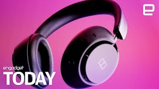 Dolby's first headphones sound incredible | Engadget Today thumbnail