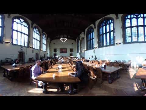 Victoria College Burwash Dining Hall Youtube