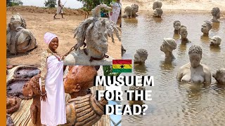 THIS TOURIST ATTRACTION IN GHANA IS A MUST FOR EXPERIENCING GHANA CULTURE  LIVING IN GHANA