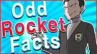 The 10 ODDEST Team Rocket Facts You