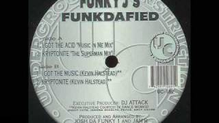 Funky J - I Got The Music (Kevin Halstead Remix)