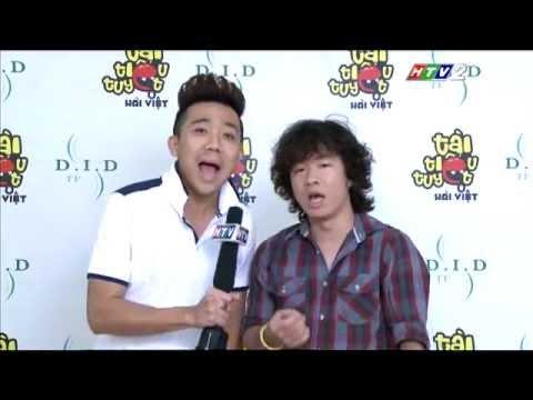 """[HTV2] - Trấn Thành, Dưa Leo đọc thơ """"Tài Tiếu Tuyệt"""""""