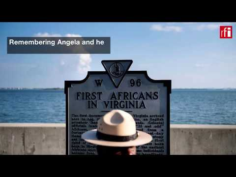Who Is Angela, First African Slave Who Arrived In Virginia 400 Years On?