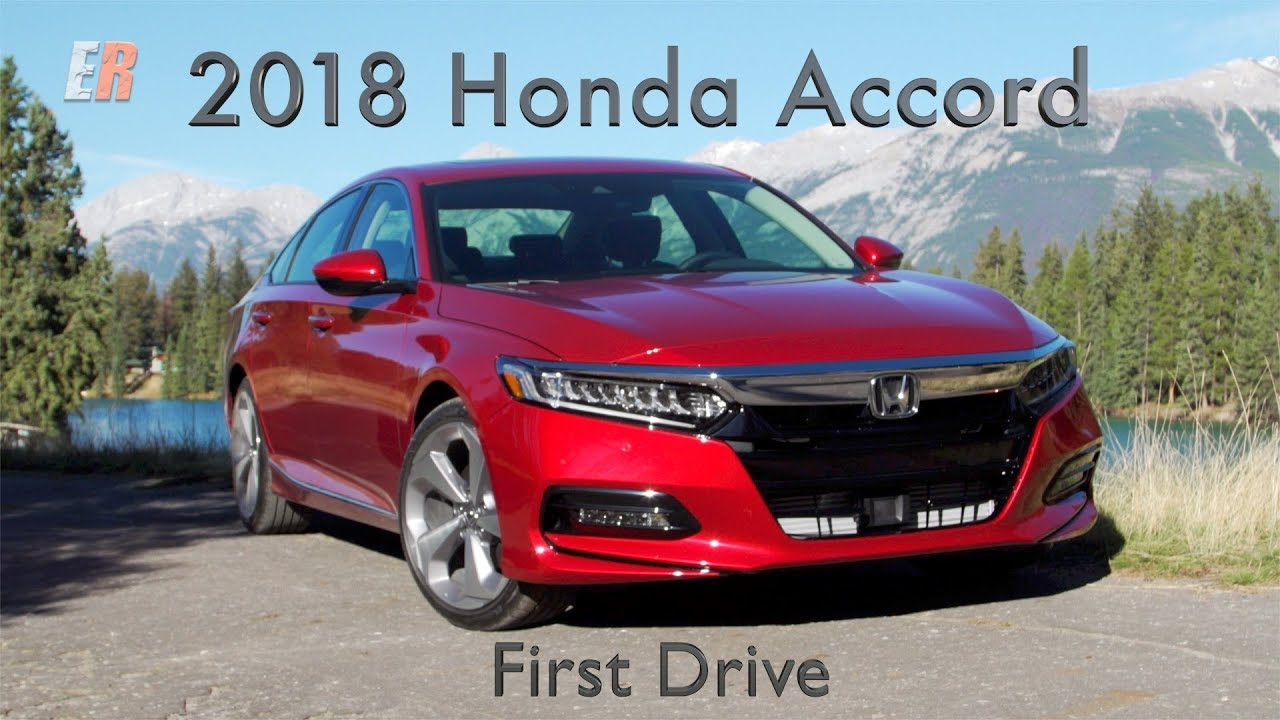2018 Honda Accord Review Is This The Camry Killer