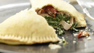 Пицца кальцоне рецепт. Рецепт итальянской пиццы в духовке.