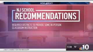 Murphy Changes School Reopening Plan for New Jersey After Teachers Raise Concerns | NBC10
