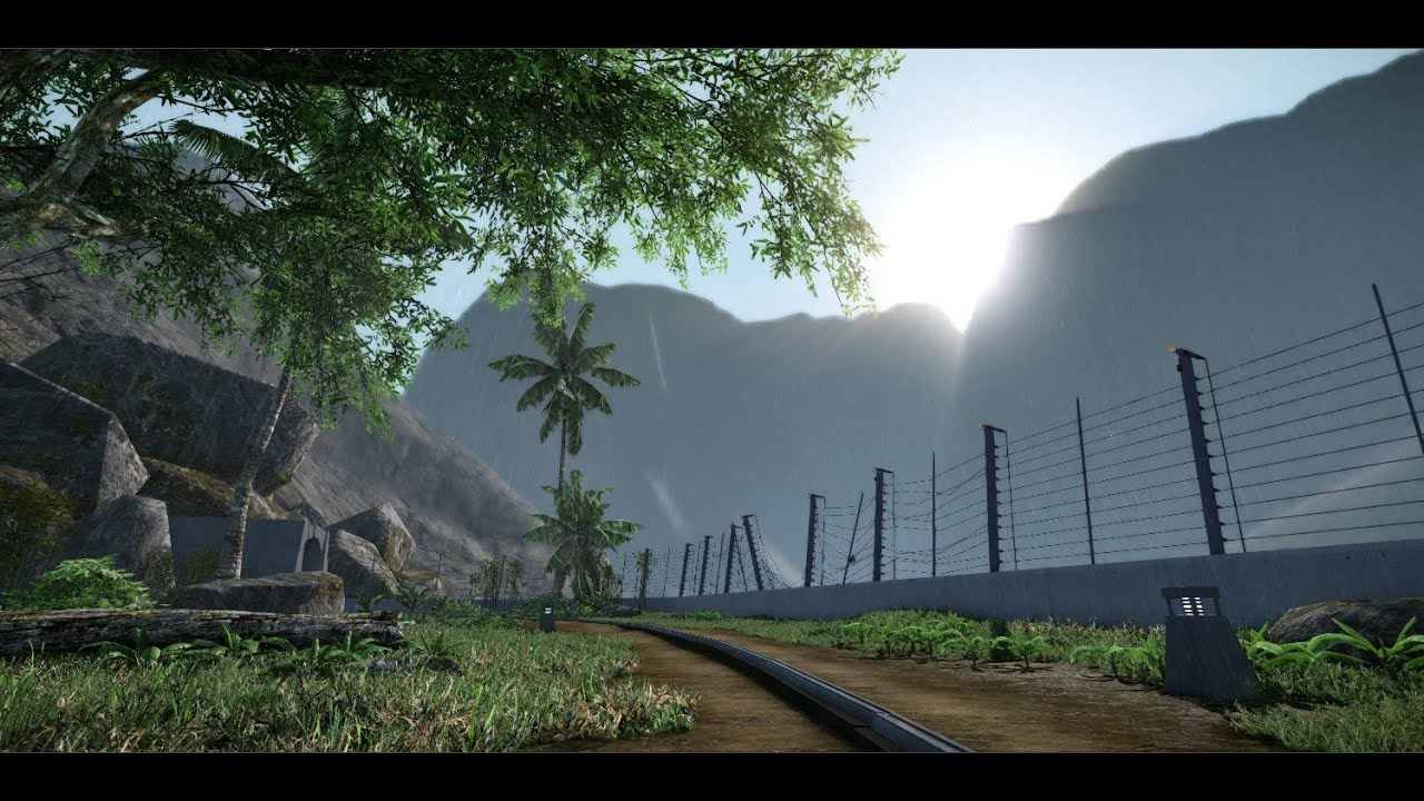 Check Out the Latest Jurassic Park Video Game
