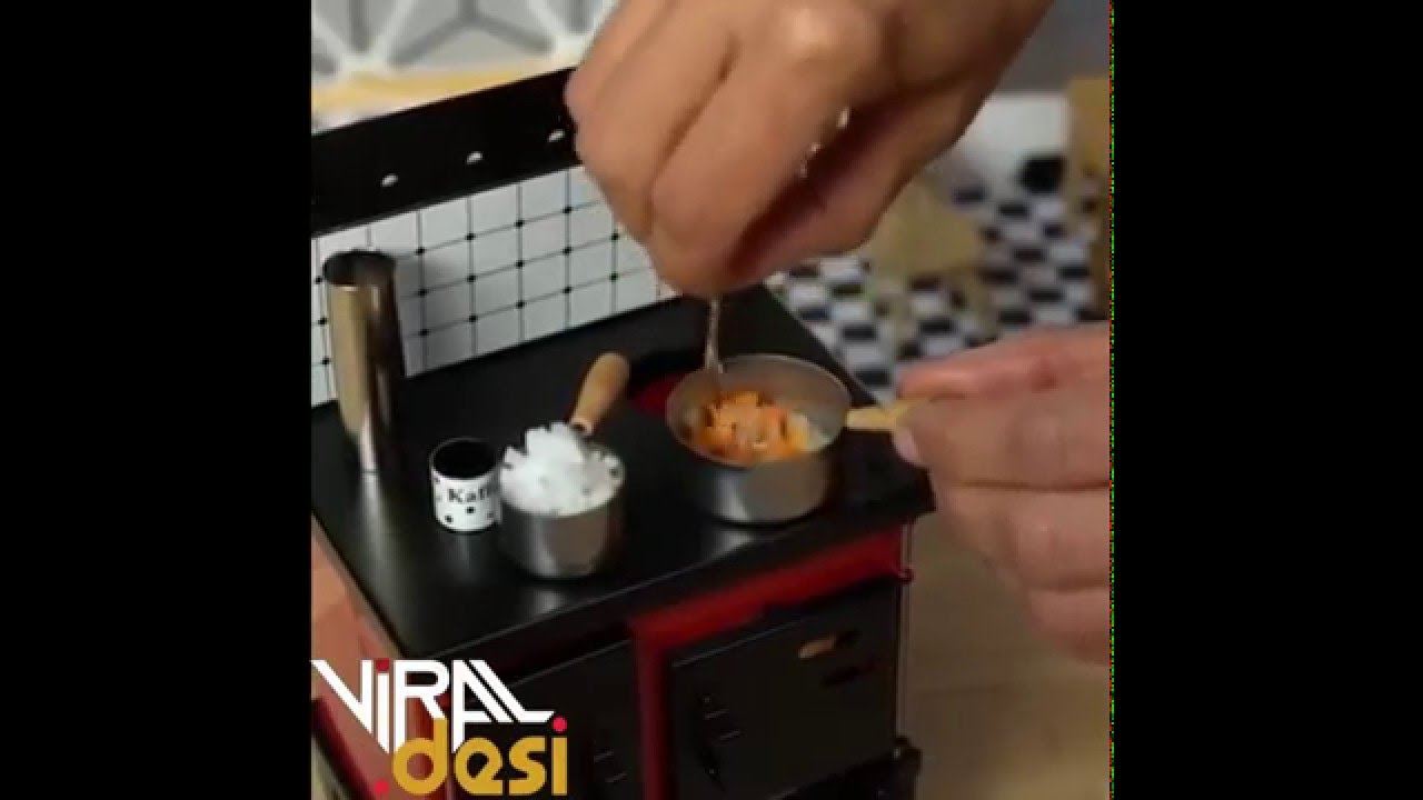 World Smallest Kitchen   YouTube