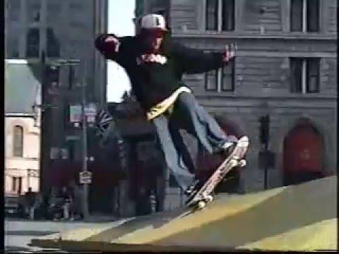 Jahmal Williams DNA video part