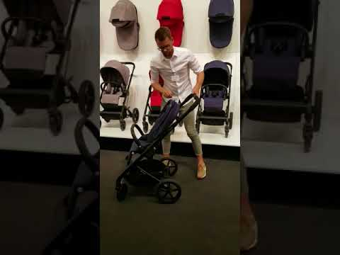 new cybex balios s stroller full review youtube. Black Bedroom Furniture Sets. Home Design Ideas