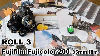Roll 3 - Fujifilm Fujicolor 200