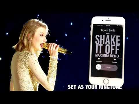 Taylor Swift Shake it Off Marimba Remix Ringtone