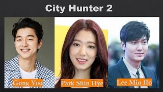 Video City Hunter 2 Starring With Lee Min Ho and Gong Yoo and Park Shin Hye? download MP3, 3GP, MP4, WEBM, AVI, FLV Maret 2018