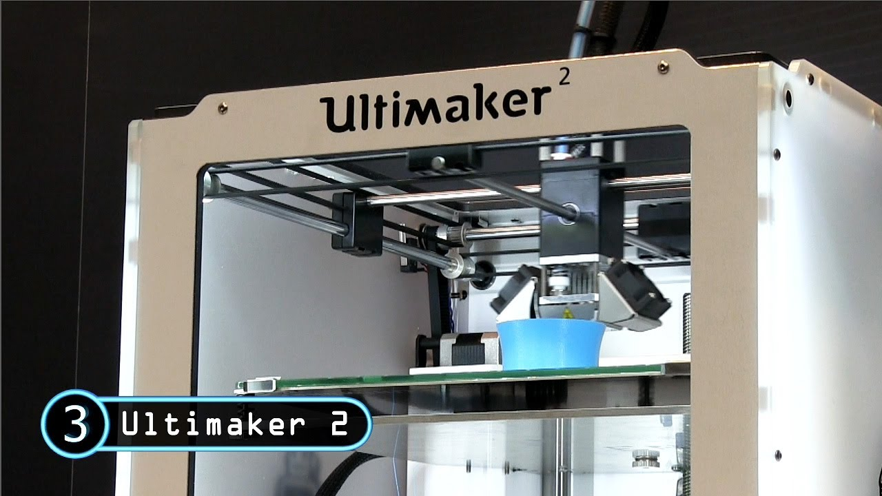 The top 10 personal 3d printers 2013 youtube