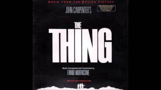 Soundtrack - The Thing (1982) - Ennio Morricone (Full Album)