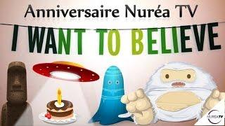 ANNIVERSAIRE NURÉA TV - SOIRÉE UNBOXING