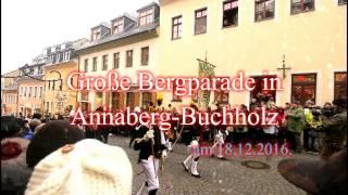 Video Große Bergparade 2016 in Annaberg-Buchholz. download MP3, 3GP, MP4, WEBM, AVI, FLV September 2017