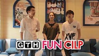 ประชันคาราโอเกะ - ข้าวปั้น คลอดีน ท็อป (ช่วง GTH Fun Clip รายการ GANG 'MENT คุยยกค่าย)