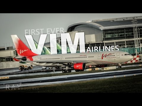 VIM Airlines FIRST EVER A330 departure from Dublin Airport | 23rd December 2016