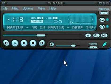 Dj Marius - Deep Impact (made in Fl Studio 6)