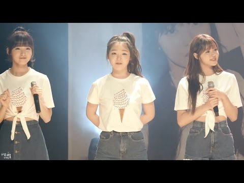 160702 오마이걸(OH MY GIRL) 승희-B612 가로직캠/MIRACLE DAY 팬미팅