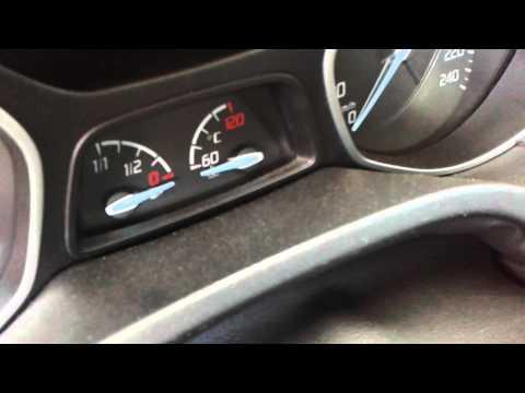 Активация штатной сигнализации форд фокус 3 2013 гв, комплектация тренд.